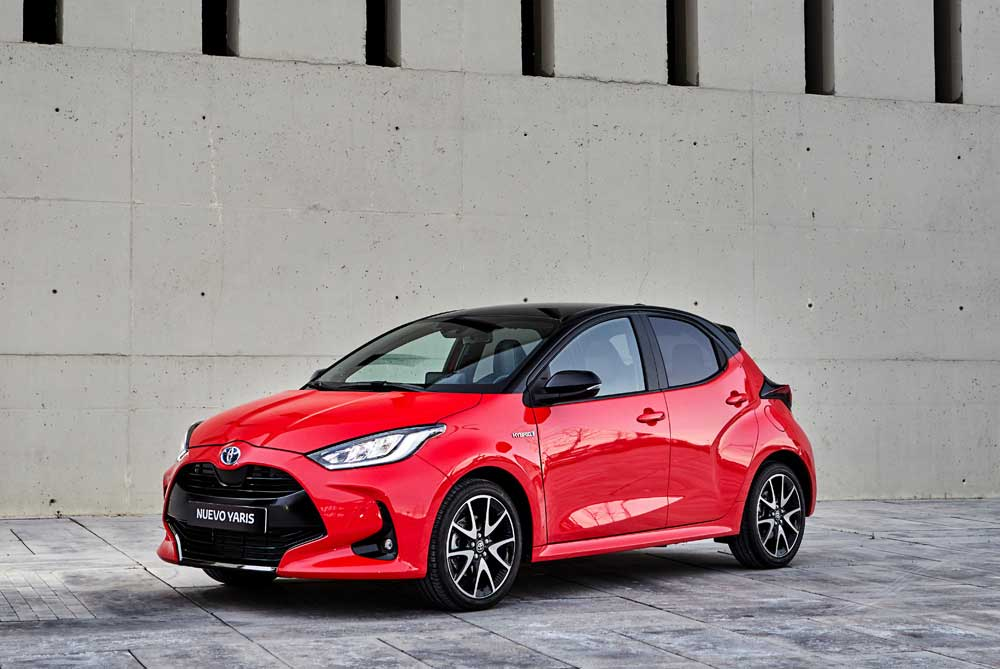 Toyota Yaris, Car of the Year 2021