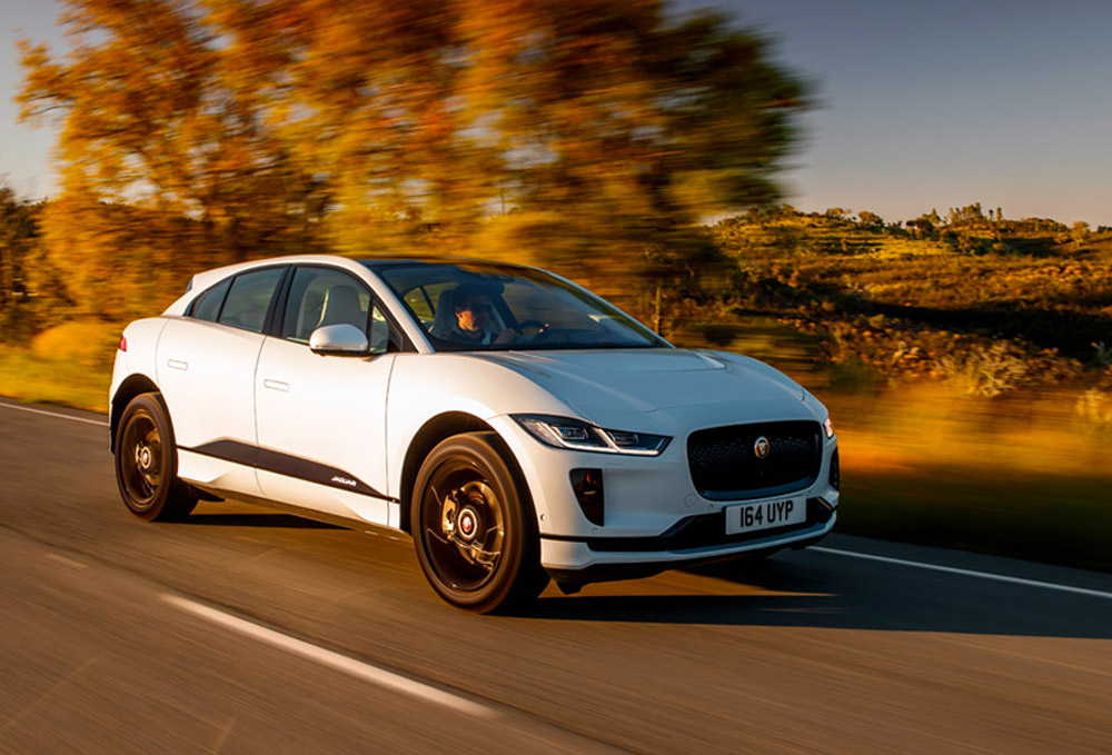 Jaguar I-Pace won the unprecedented tie