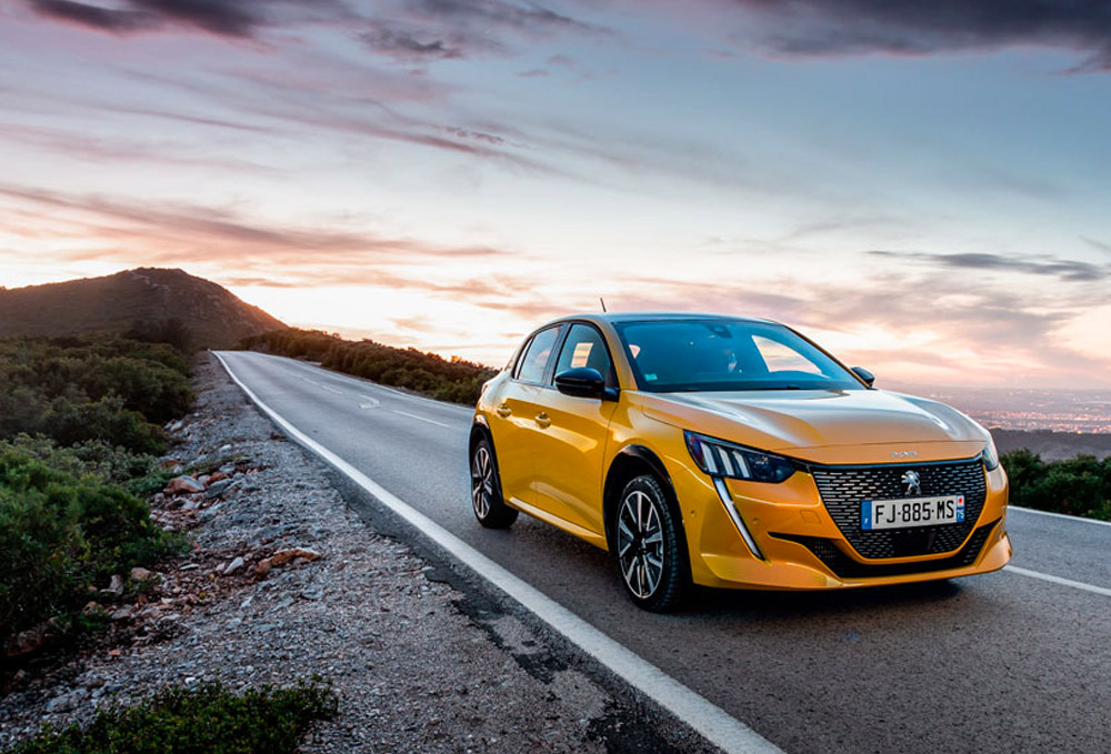 Peugeot 208: Efficient, electric too